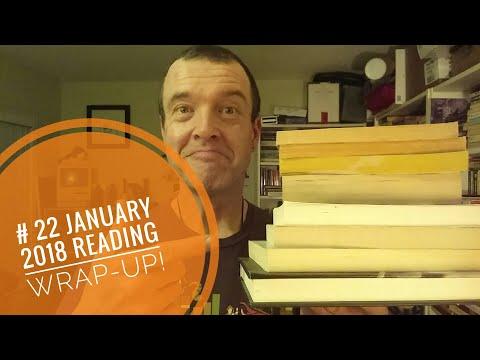 # 22 January 2018 Reading Wrap-Up!
