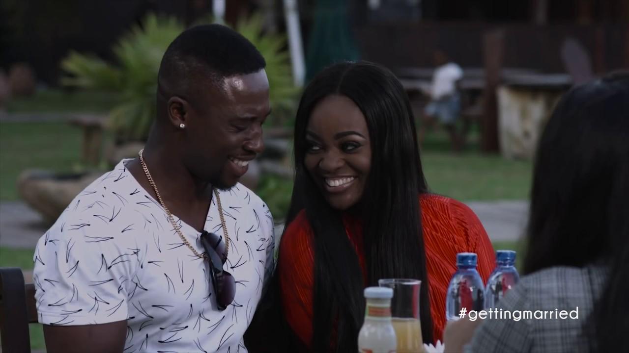 Download GETTING MARRIED  OFFICIAL TRAILER (VENUS FILMS GHANA)