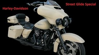 My Decked out Street Glide Special Harley-Davidson