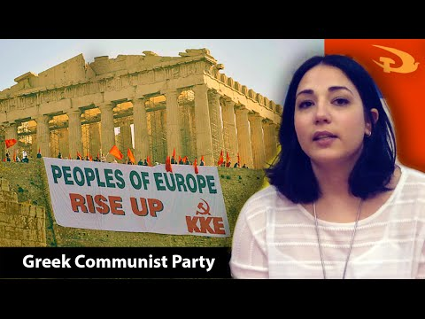 Greece in Crisis - EU Capitalist Austerity against European Peoples