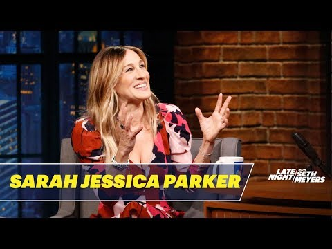 Sarah Jessica Parker Talks Divorce
