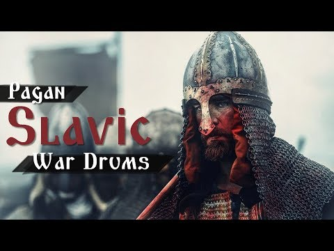 Slavic Pagan War Drums | Svetovid