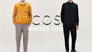 COS FALL / WINTER TRY-ON HAUL | Men's fashion | Daniel Simmons
