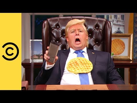 The President Screams At The TV | The President Show