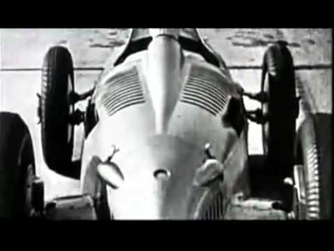 Vintage Rosemeyer Auto Union Speed Record