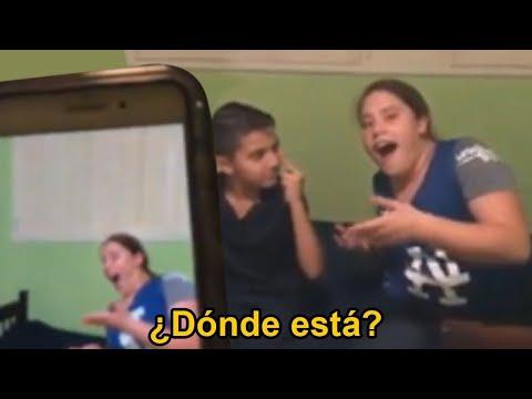 ¿DONDE ESTA