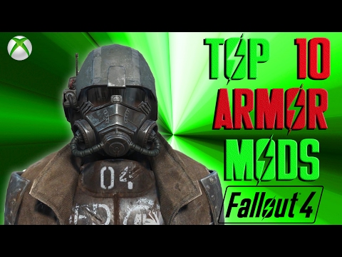 Fallout 4 Top 10 Armor Mods