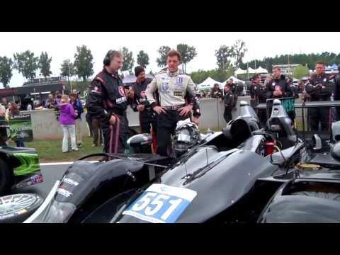 Four Time ALMS Driver Champion Scott Tucker's Petit Le Mans Race Highlights