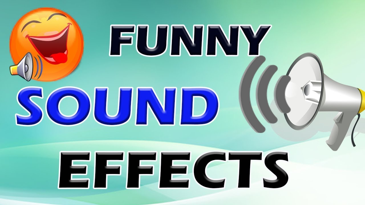 comedy sound effects mp3 free download