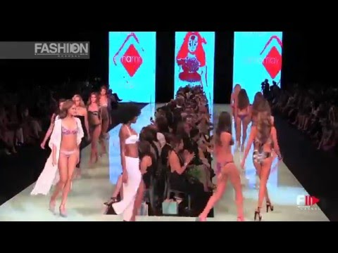 YAMAMAY with Miss Universe at Miami Fashion Week FW 14 15 by Fashion Channel