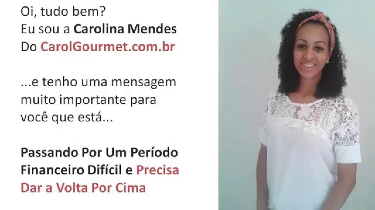 Quem é a Carolina Mendes