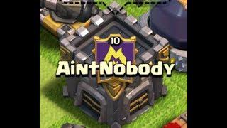 AintNobody vs Phatkatz | Clash of Clans