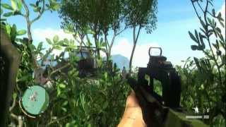 Far Cry 3 Free Roam Gameplay