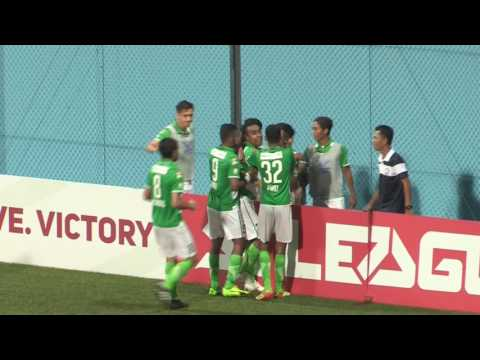 The New Paper League Cup: Brunei DPMM FC vs Geylang International FC (14 July 2017)