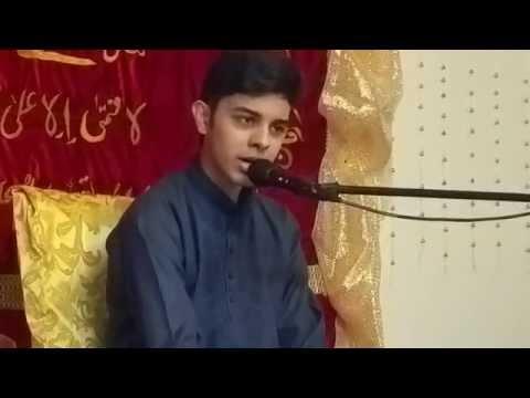 New Manqabat (Imam Hasan a.s.)