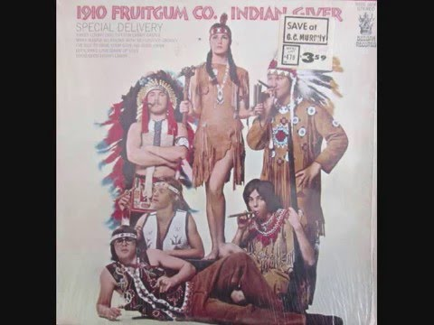 1910 Fruitgum Co. ‎– Indian Giver (Full Album) 1969