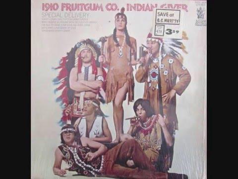1910 Fruitgum Co. – Indian Giver (Full Album) 1969