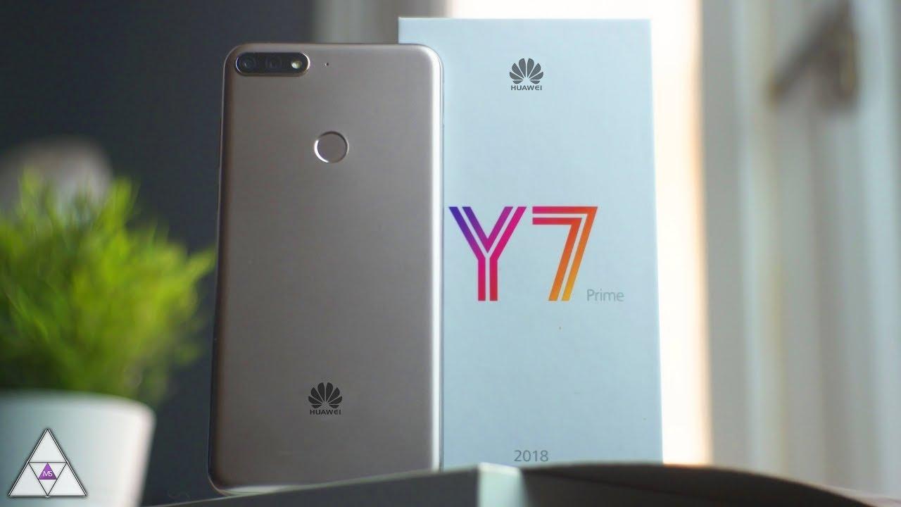 سعر و مواصفات موبايل هواوى واى 7 برايم Huawei Y7 Prime 2018