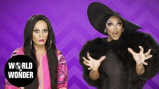 "FASHION PHOTO RUVIEW: Season 10 ep 4 ""Last Ball on Earth"" with Raven and Raja"