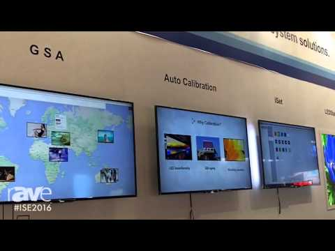 ISE 2016: Colorlight Showcases Range of Products in ISE Stand Including i6 Receiving Cards