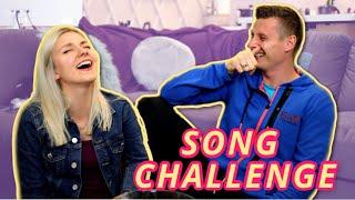 SONG CHALLENGE - z narzeczonym || PRZEGRAŁAM?!