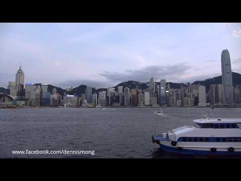 【Hong Kong One Hour】Victoria Harbour 尖沙嘴碼頭