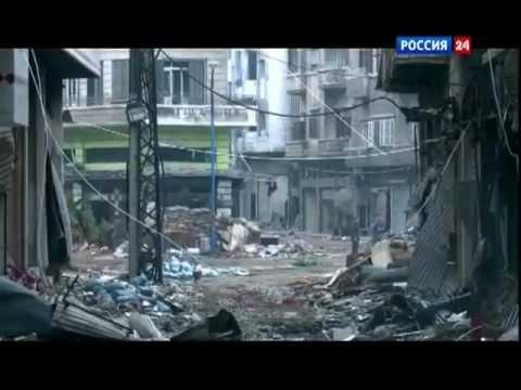 Carnets de Syrie (documentaire russe vostfr sur la guerre civile en Syrie)