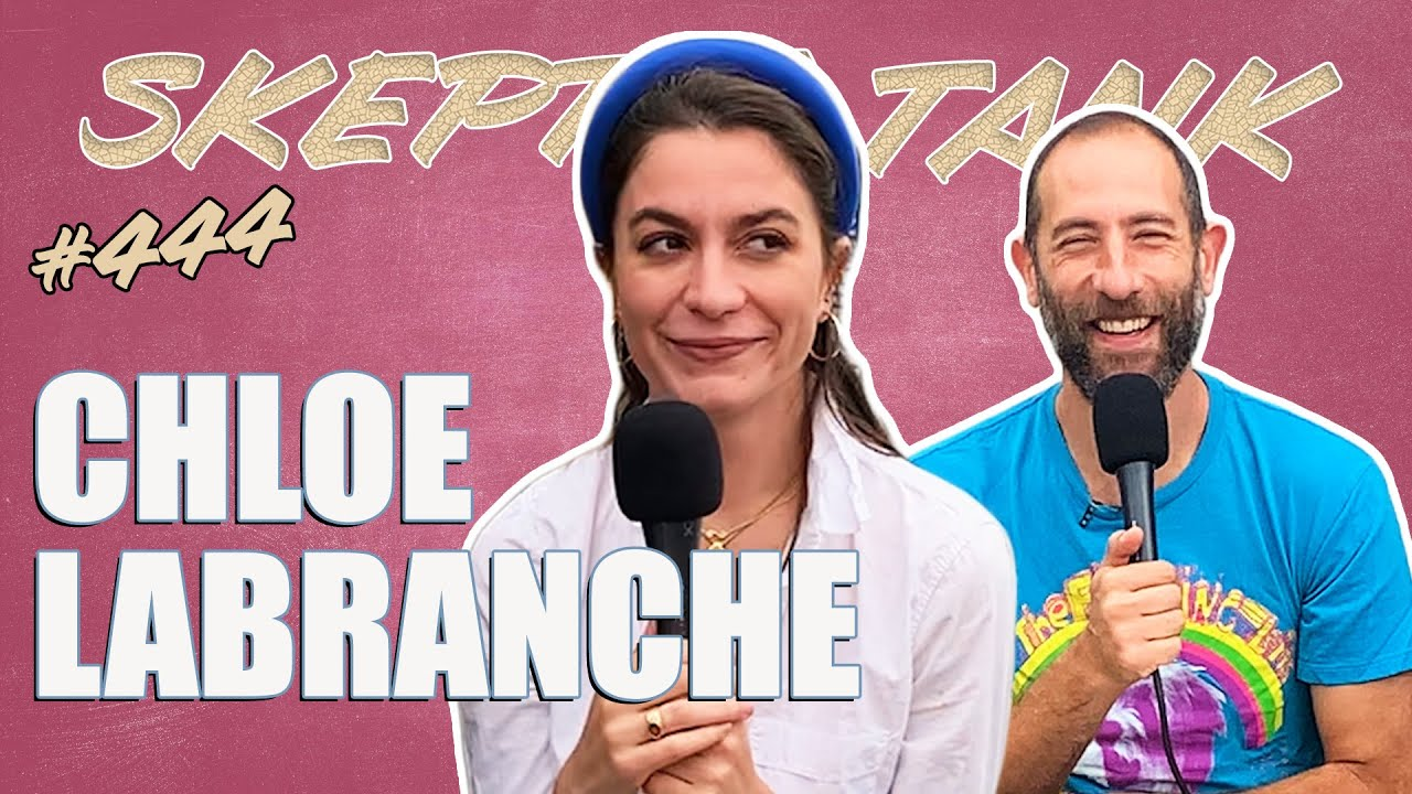 Download Chloe LaBranche - Episode 444: Rehab   Ari Shaffir's Skeptic Tank
