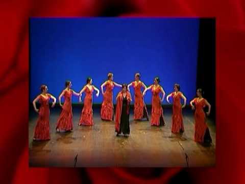 Tocs Coro de Castañuelas de Emma Maleras. La Revoltosa de R. Chapi.
