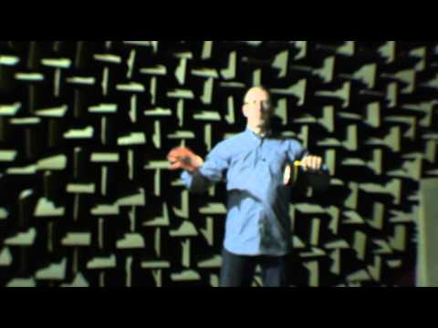 The Anechoic Chamber at BRE - quietest place in the UK?