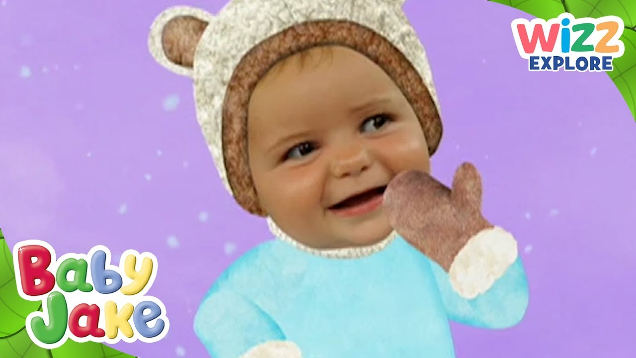 Baby Jake | A Snowy Adventure | Full Episodes | Wizz ...