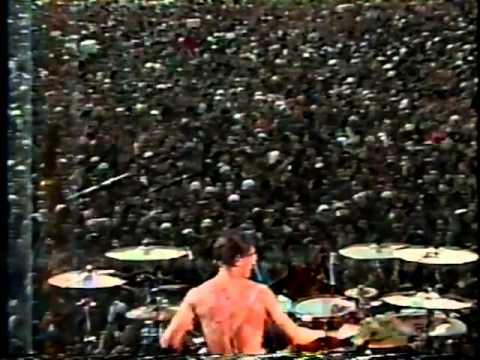 Titãs - Rock In Rio II - Maracanã Soccer Stadium,Rio De Janeiro,Brazil - (20-01-1991)