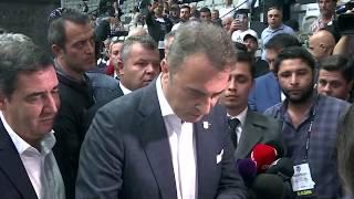 Beşiktaş kongresinde Fikret Orman oyunu kullandı