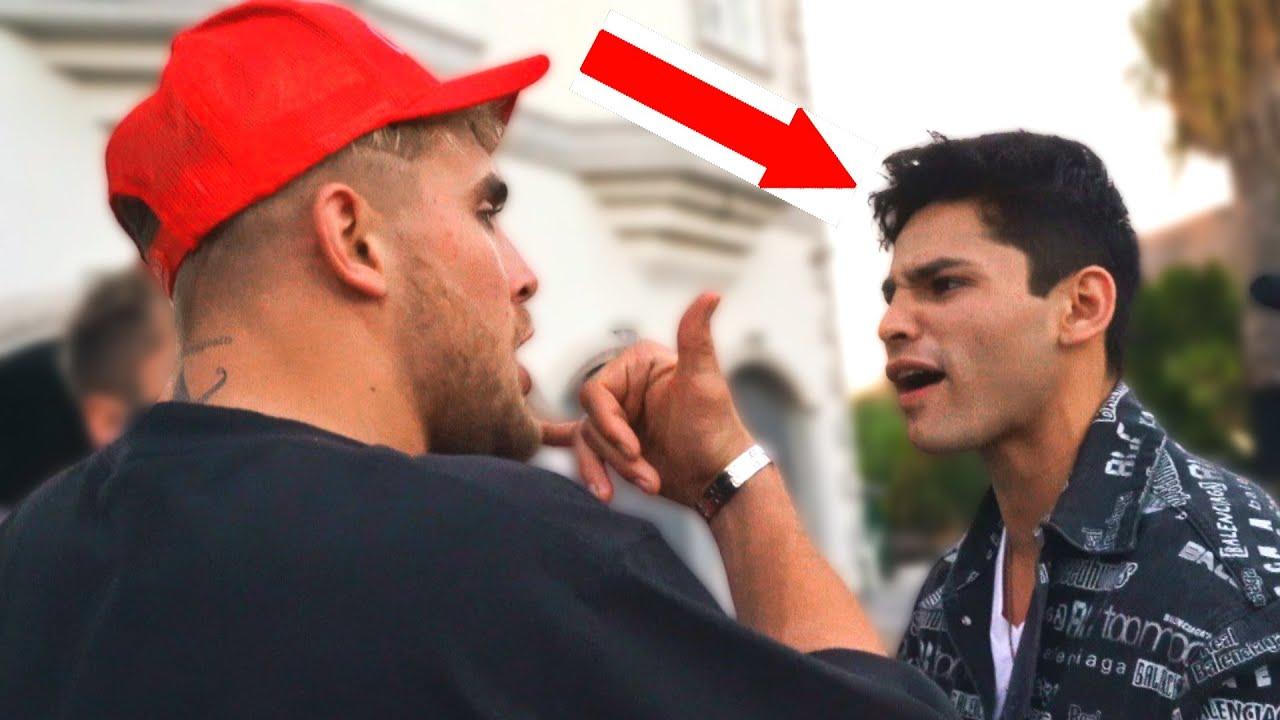 Jake Paul vs Ryan Garcia is happening?