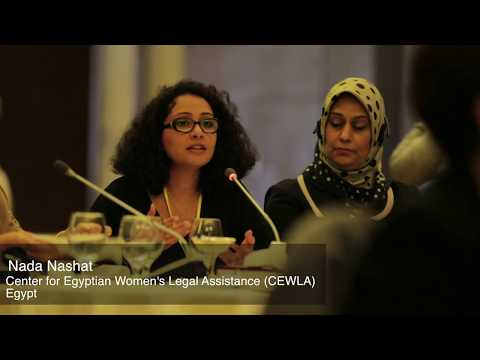 Advocacy on Personal Status Law in Egypt