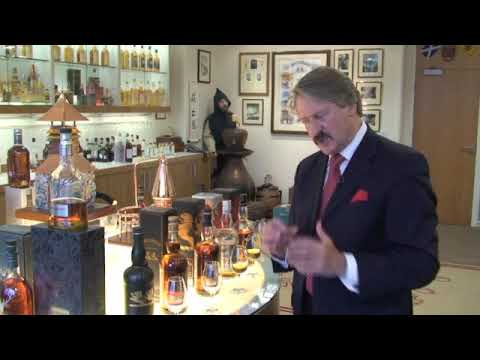 Contently Managed presents Richard Paterson, Master Blender in a Whyte and Mackay Podcast