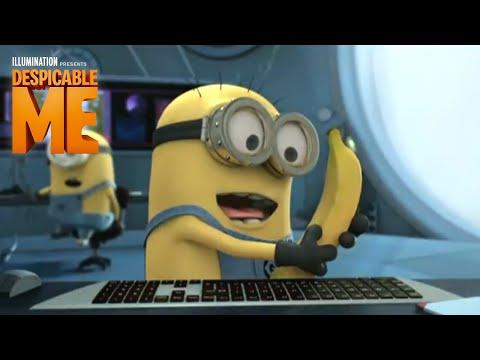 Despicable Me - Mini-Movie 'Banana' Preview - Illumination