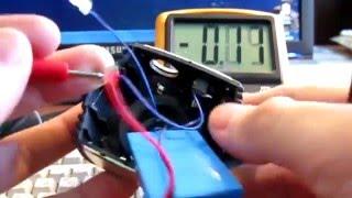 Ремонт налобного светодиодного фонаря(Видео о ремонте налобного светодиодного фонаря. В процессе эксплуатации внутрь фонаря попадала влага,..., 2016-05-03T11:23:42.000Z)