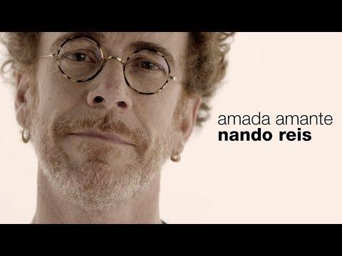 Nando Reis - Amada Amante (Clipe Oficial)