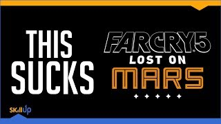 Far Cry 5: Lost on Mars - The Review