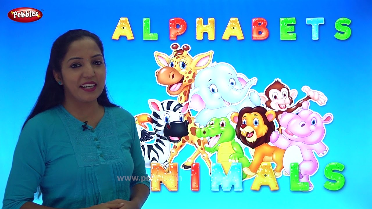 Learn English Through Hindi For Kids | Pre School Learning Videos