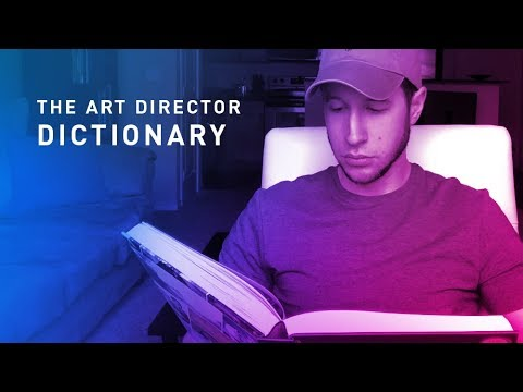 The Art Director Dictionary