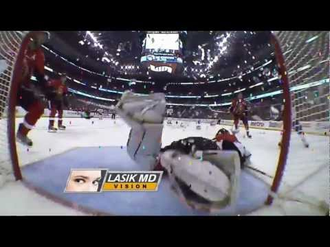 Craig Anderson robs Prust (Montreal Canadiens vs Ottawa Senators, Jan 30, 2013) NHL HD