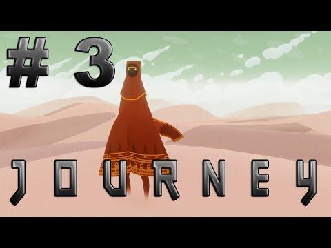 Journey PS4 let's play en español Cap 3 La oscuridad subterranea