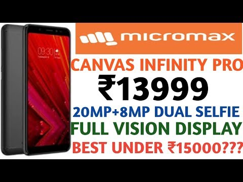 Micromax Canvas Infinity Pro Review - Best Under Rs 15000?? [My Opinions] [Hindi-हिंदी]
