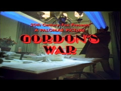 Gordon's War 1973,  Starring Paul Winfield, Tony King, Carl Lee, David Downing
