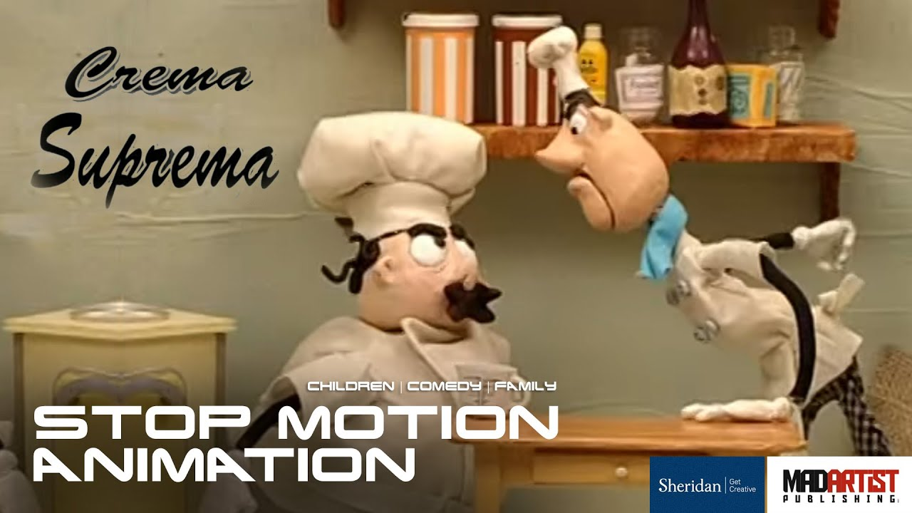 Stop Motion Animation \
