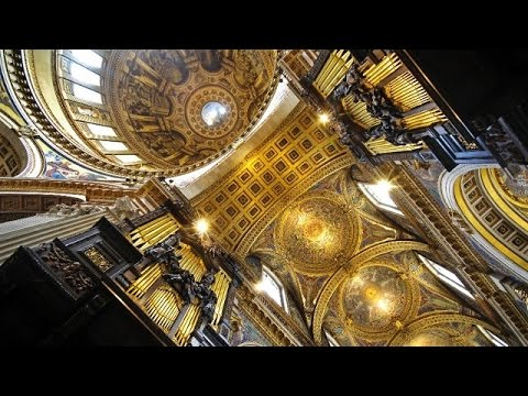 Gerard Bunk - Passacaglia, Op. 40 (The Grand Organ of St Paul's Cathedral, London)