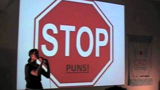 Kate Mcgroarty - Puns Are Evil (and Other Rules Of Comedy)