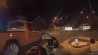 [GIT2] Night Ride Test